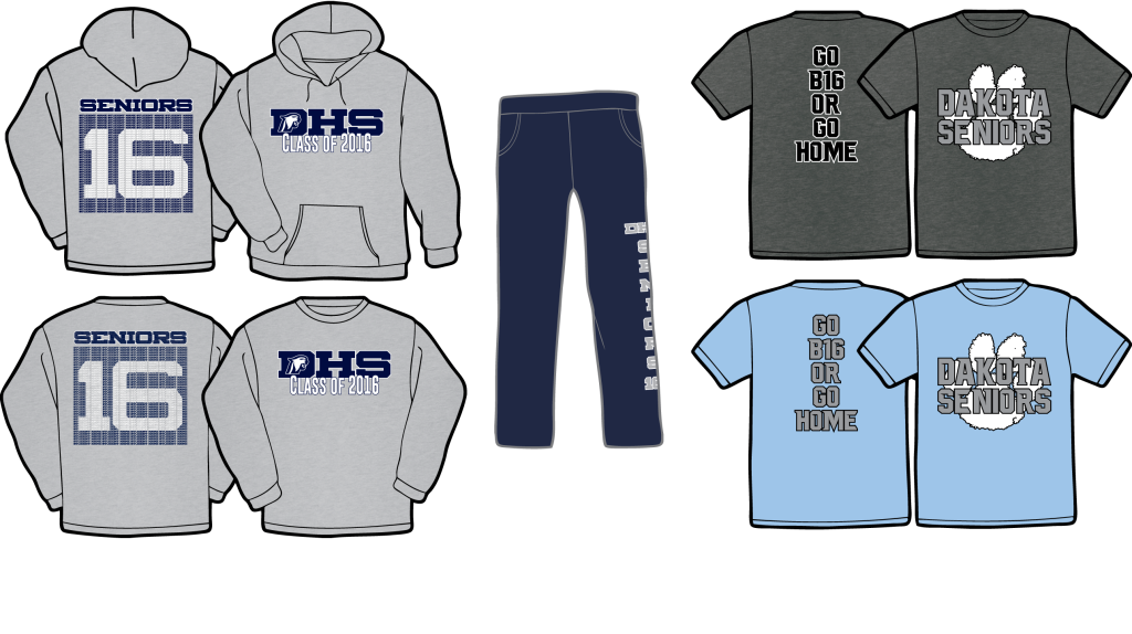 DHS Senior Apparel 2016