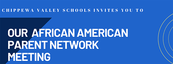 African  American Parent Network Meeting notice