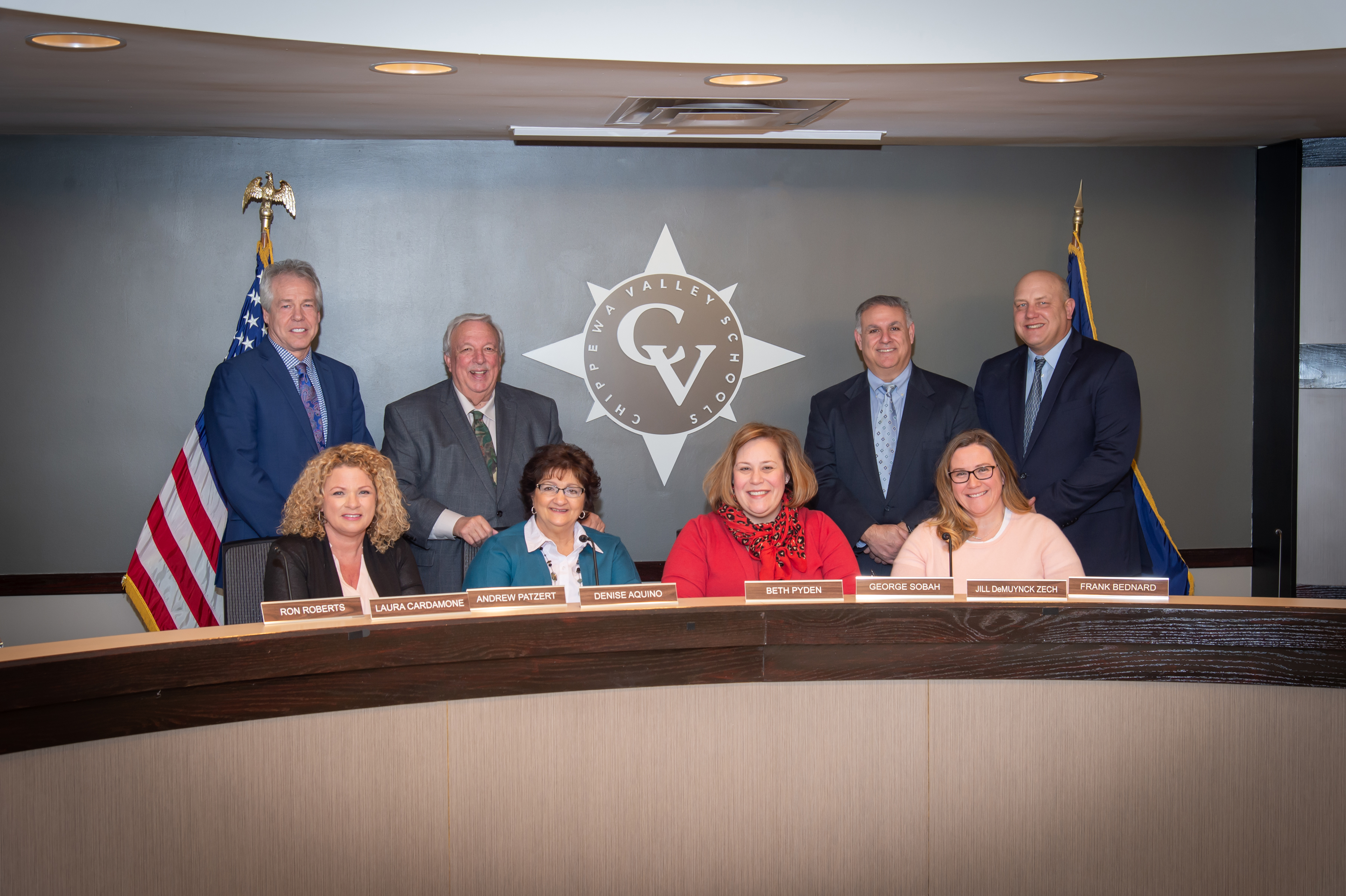 Photo of School Board 2019