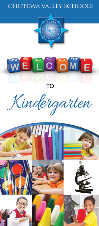 Kindergarten Welcome Cover