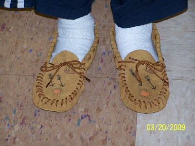 Moccasins Workshop